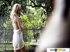 Gorgeous Girl In Sex Act Is Spy...