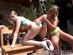 xhamster Kate &amp_ Tanya in the sun