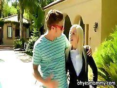 xhamster Mature stepmom Syren De Mer and...