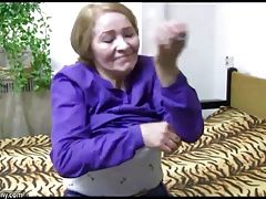 xhamster OldNanny granny strip and...