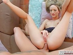 AllInternal Anal creampie for...