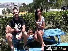 Latina Teen gives great fuck 18