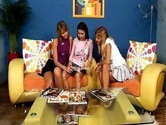 xhamster Teens play with toys