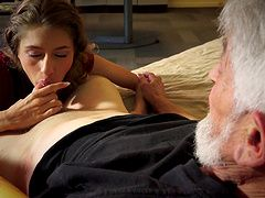 xhamster Grandpa with a fat cock hooks up...