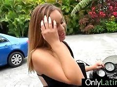 xhamster Cute latina teen gets picked up...