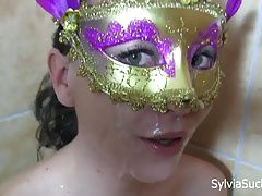 Cheating Wife Huge Facial...