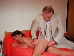 Cathy Menard - short scene with...