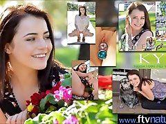 (Kylie) Hot Amateur Girl 1st...
