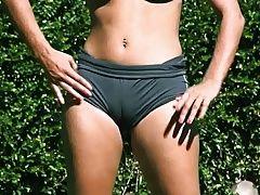 Most Incredible Body Latina...