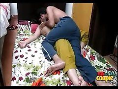 teen delhi desi couple doing...