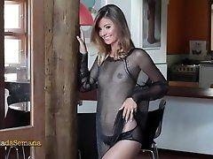 Bella Da Semana - Monique Helena...