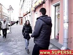 Casual Teen Sex - Lucky with a...