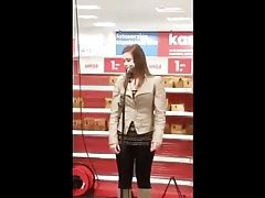 Beautiful singing slut from...