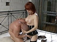 Hot milf and her younger lover 207