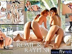 xhamster (Raylene &amp_ Romi) Teen...
