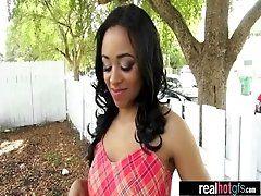 Hot Real Girl Banged Hard Style...