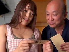 Japanese hot teen av model...