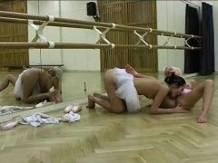 xhamster Horny ballet girls