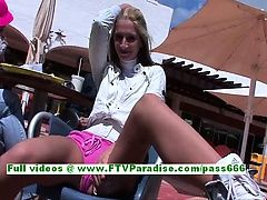 Suzanna gorgeous blonde woman...