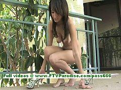 xhamster Jasmine hot brunette teenage...