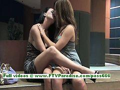Devaun and Wendy hot lesbians...