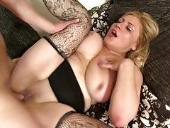Gorgeous mature mother fucks...