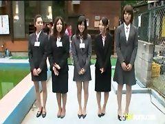 Teen School Days Female Student...